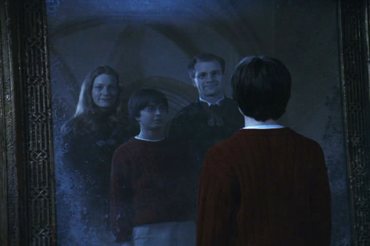 Harry potter week a cauldron full of hot strong love for Miroir harry potter