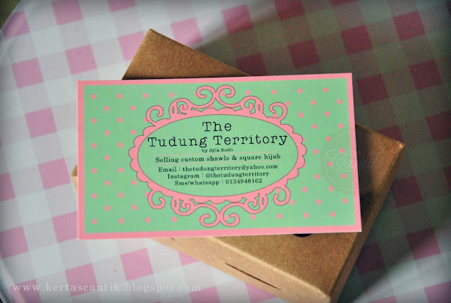 Business Card Pastel Color