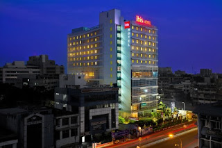 The ibis Chennai City Centre.