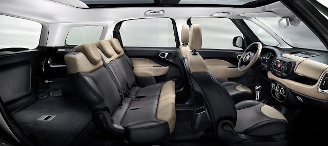 Fiat 500L MPW interior B