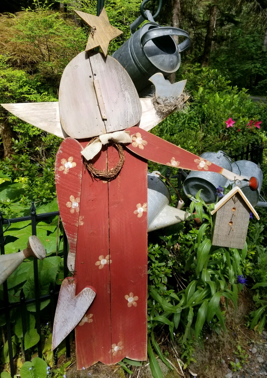GARDEN ANGEL WORKSHOP
