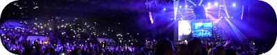 Luminitele spectatorilor fac parte din spectacol