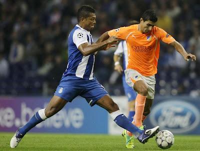 FC Porto 1 - 1 APOEL Nicosia (3)