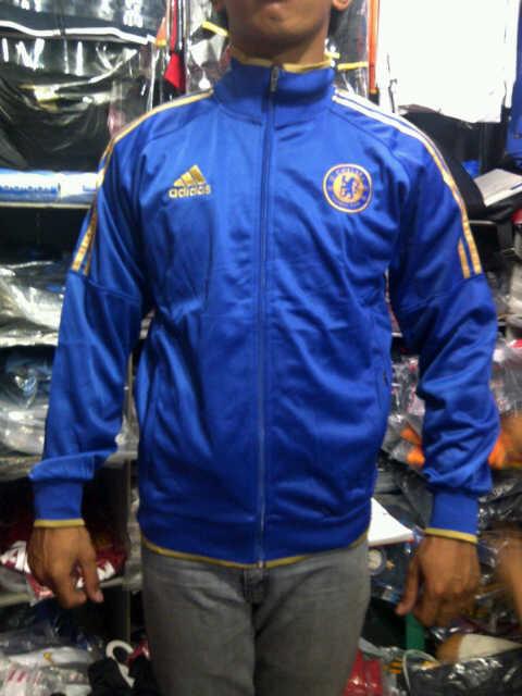 Jual Jaket Chelsea warna Biru