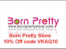Born Pretty Store 10% off code VKAQ10