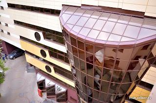 CrownPlaza hotel in Minsk - inner view