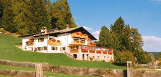 Gasthof Waldbichl in Vöran