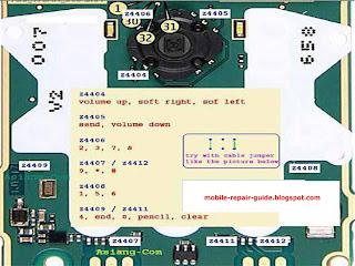 nokia n91 keypad problem