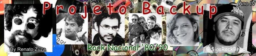 Blog Rock Nacional - Projeto Backup