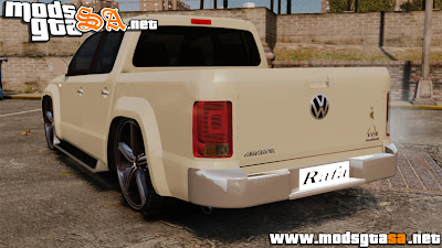 IV - Volkswagen Amarok Light Tuning