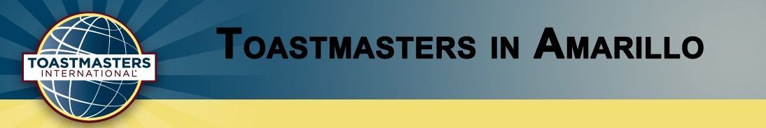 Toastmasters In Amarillo