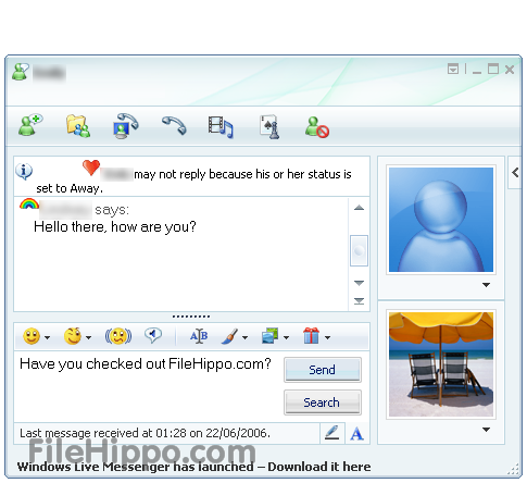 Free Download Windows Live Messenger 2012 (16.4.3505) Terbaru