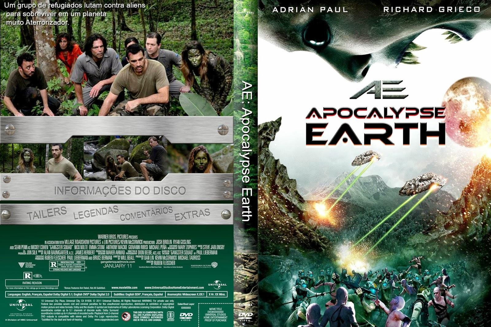 Apocalipse Final BDRip XviD Dual Áudio  5BShare Capas Fornari 5DAE  Apocalypse Earth