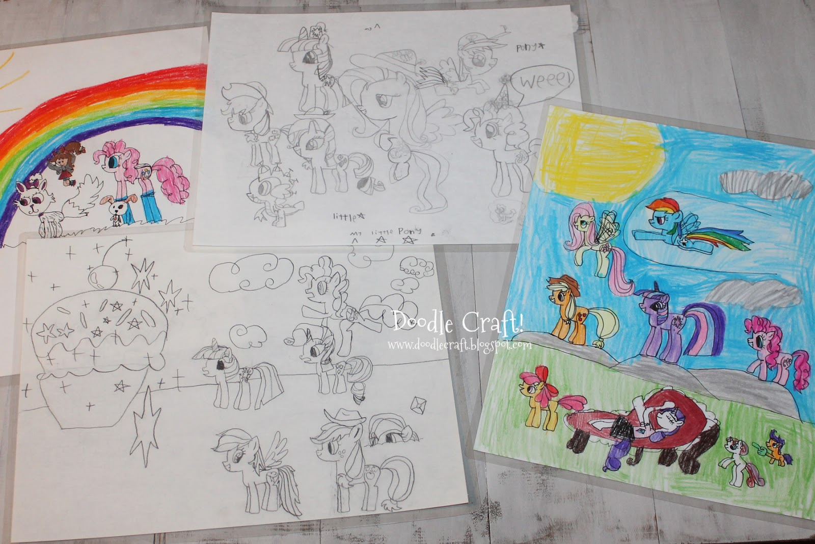 My Little Pony Easy Drawings In Pencil Viewing Gallery