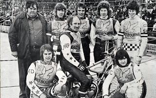 Eastbourne Eagles 1975