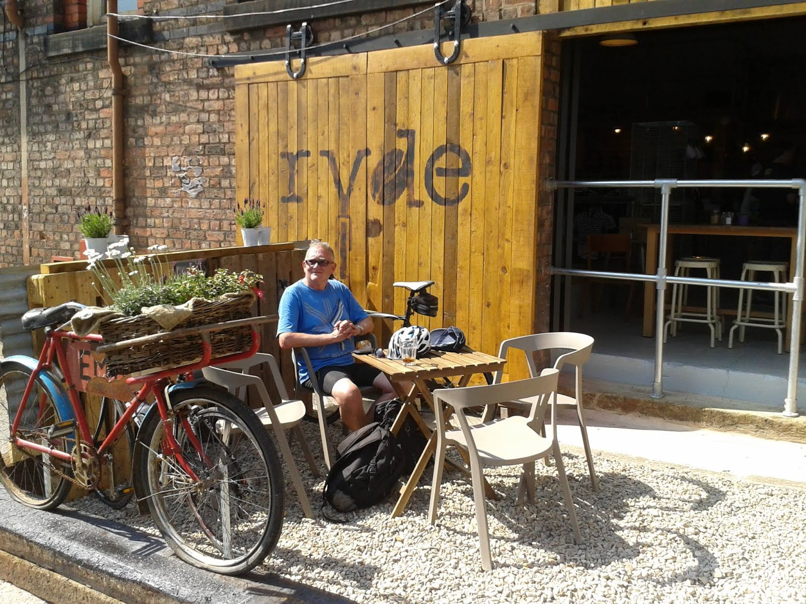 Ryde Cafe - Cains Brewery site