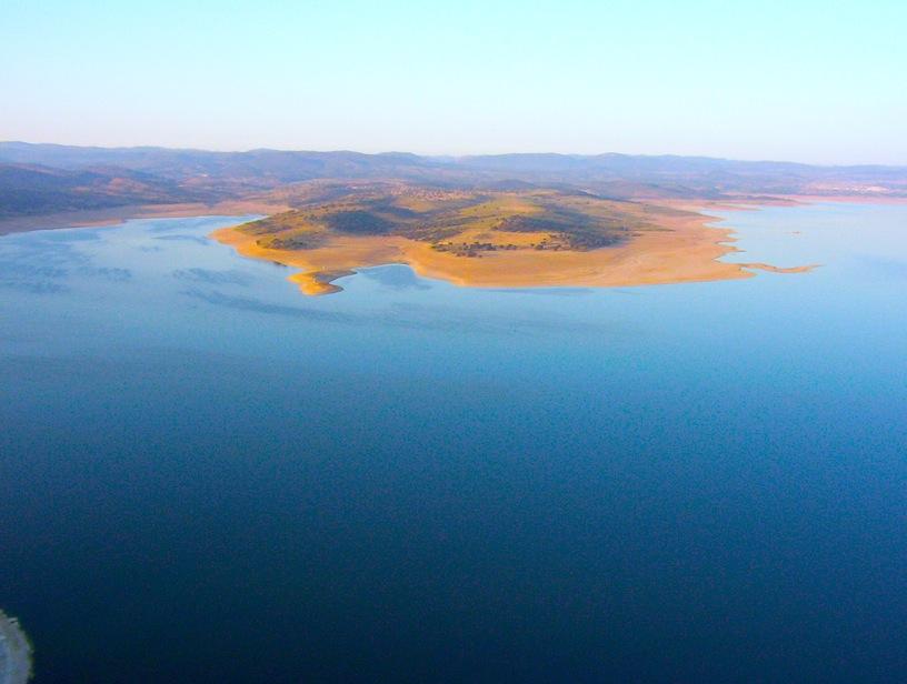 Una minuscula peninsula