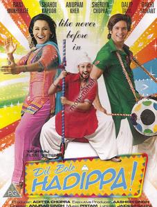 Dil Bole Hadippa! (2009)