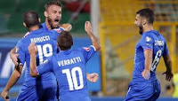 Italia vs Bulgaria 1-0 Video Gol & Highlights