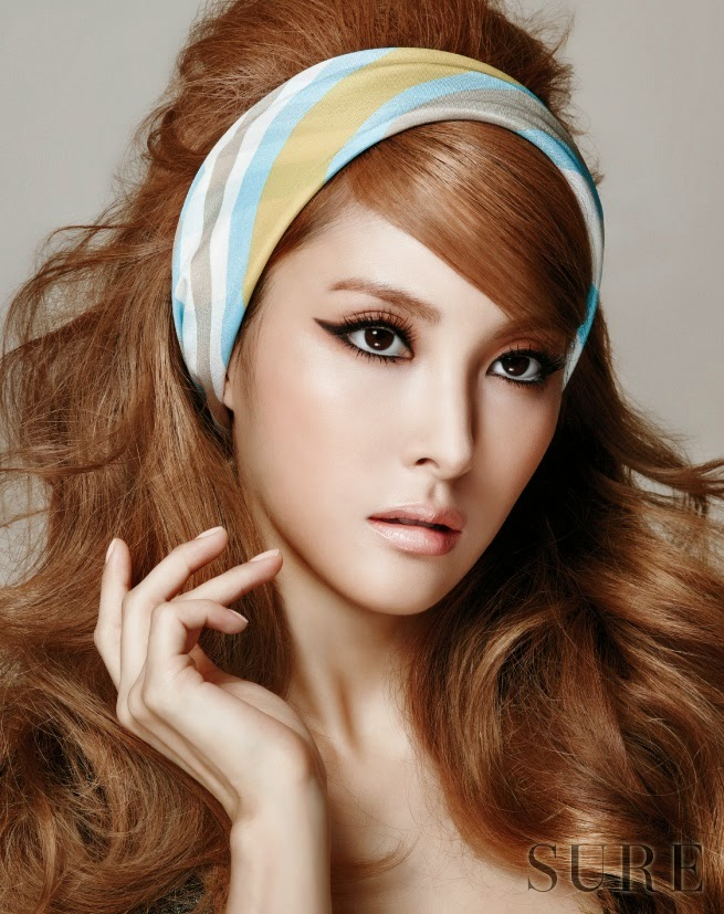 Popdramatic Karas Gyuri Rocks The Retro Look For Sure