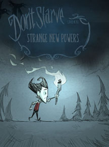 Don't Starve : Strange New Powers - CRACK ONLY.