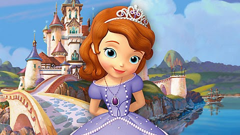 Disney Sofia First Games