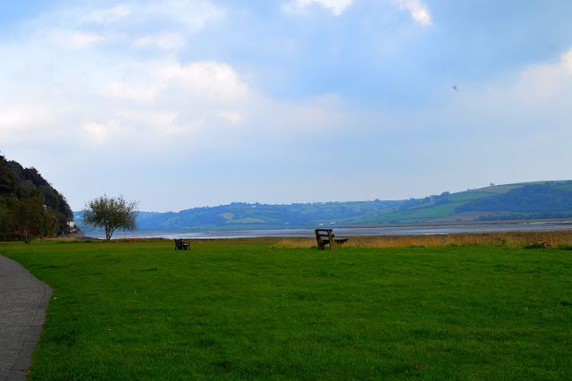 Dylan Thomas Birthday Walk, Laugharne