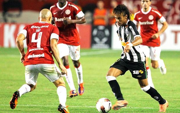 Libertadores 2012 - Internacional 1 x 1 Santos