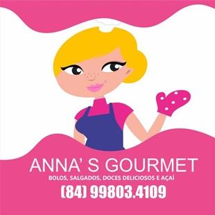 ANNA'S GOURMET - Bolos, Salgados, Doces e Açaí