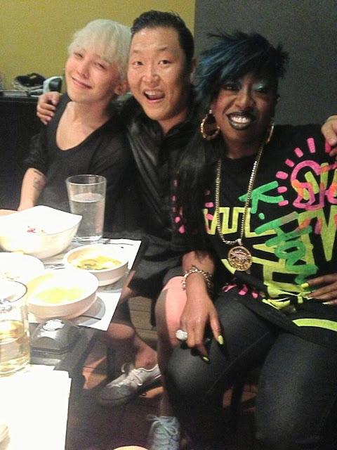 G-Dragon Missy Elliott Niliria 늴리리야 lyrics