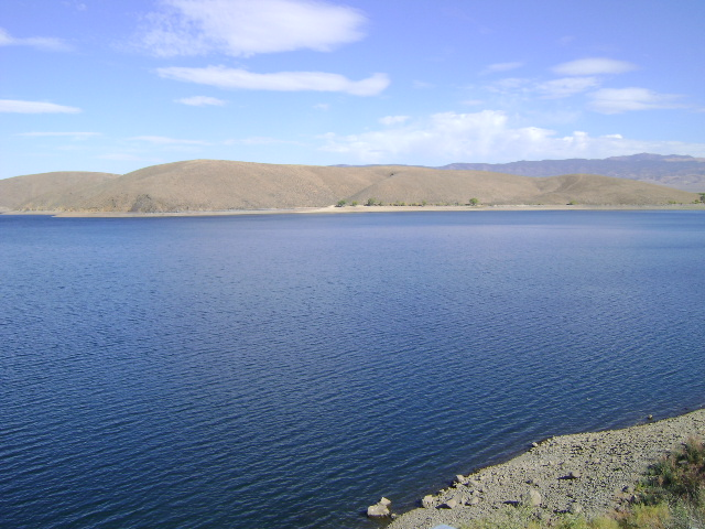 Joe 39 s mulligan of life topaz lake for Topaz lake fishing