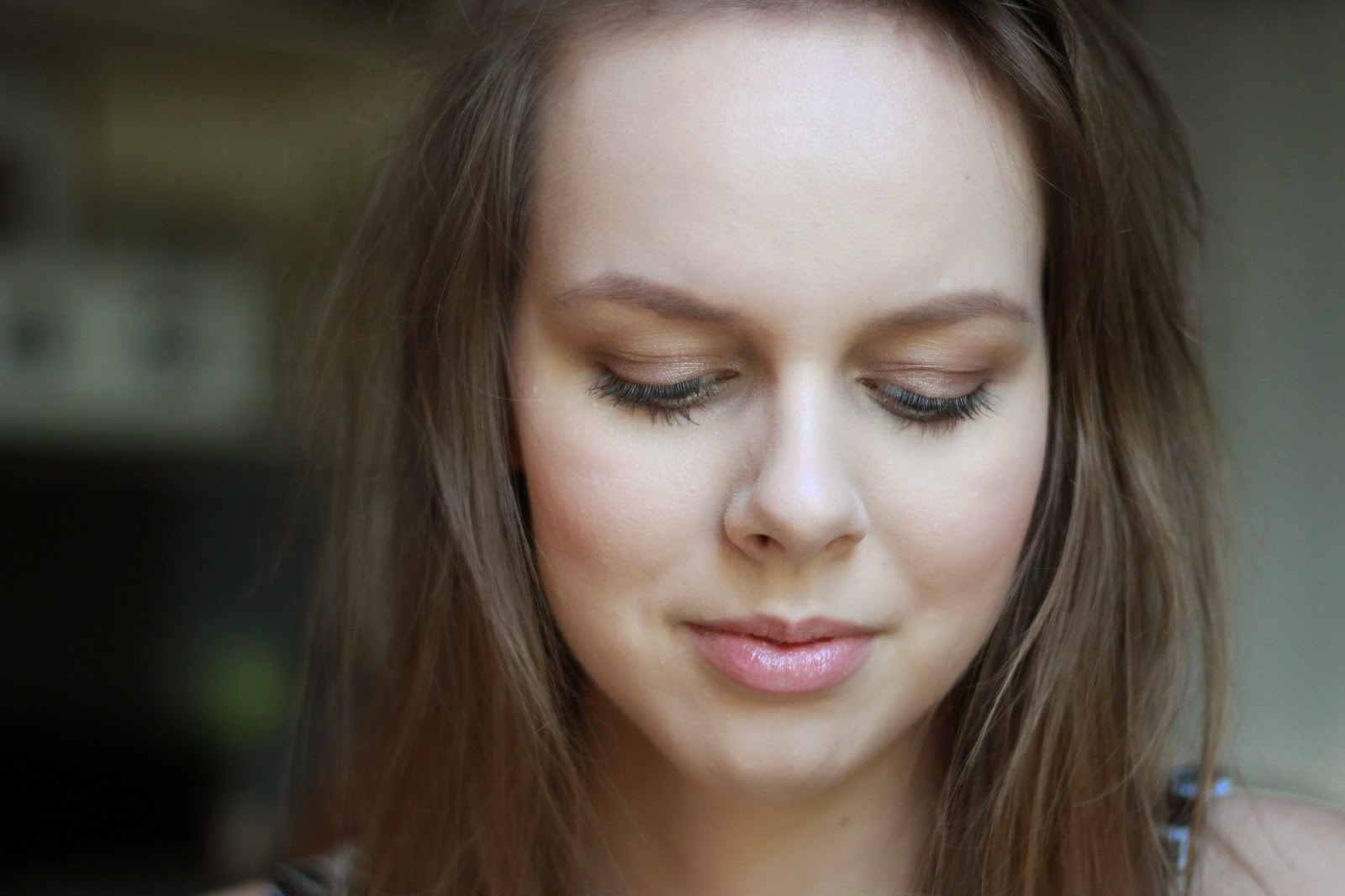 scarlett johansson inspired make-up beautyblog