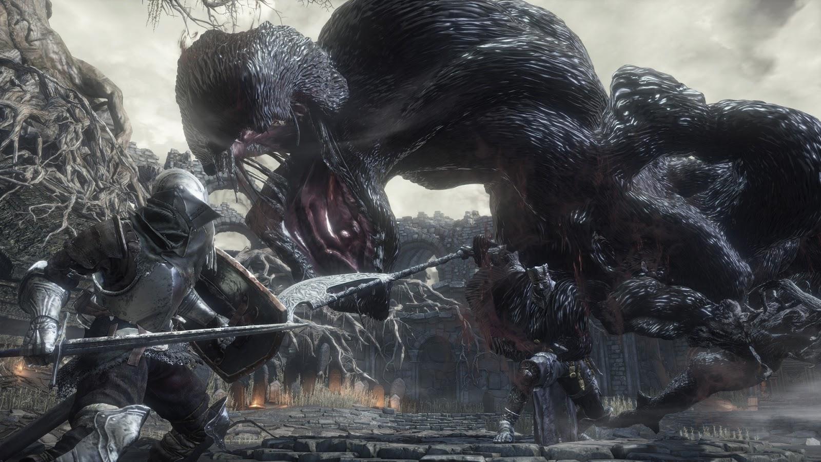 Dark Souls III screenshot №8