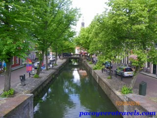 Como organizar un viaje a Amsterdam
