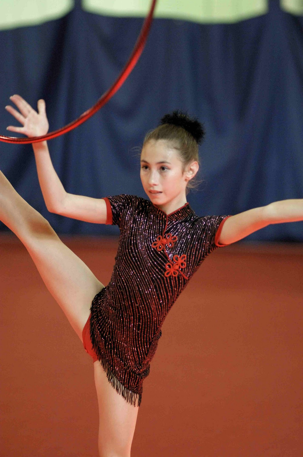 daughter leotrad Dug up some pictures of some competition leotards I had made for when my  daughter was competing.