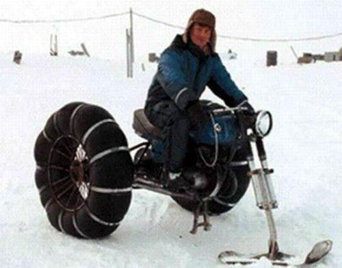 fotos de motos graciosas