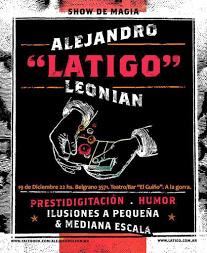 """""""Látigo"""" Leonian"""