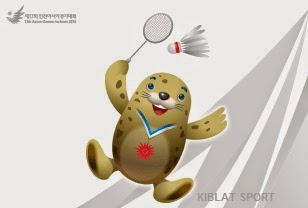 Jadwal & Hasil Pertandingan Bulutangkis Perorangan Asian Games 2014
