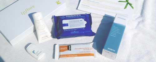 caja belleza lpf box junio cosmeticos