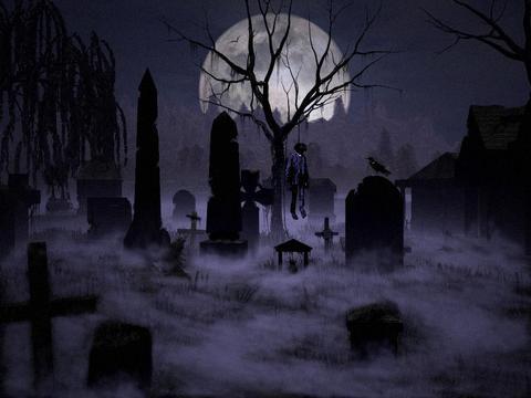 Cemitério       Enforcado
