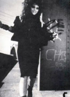 Renée Varo Wild Blue aor melodic rock