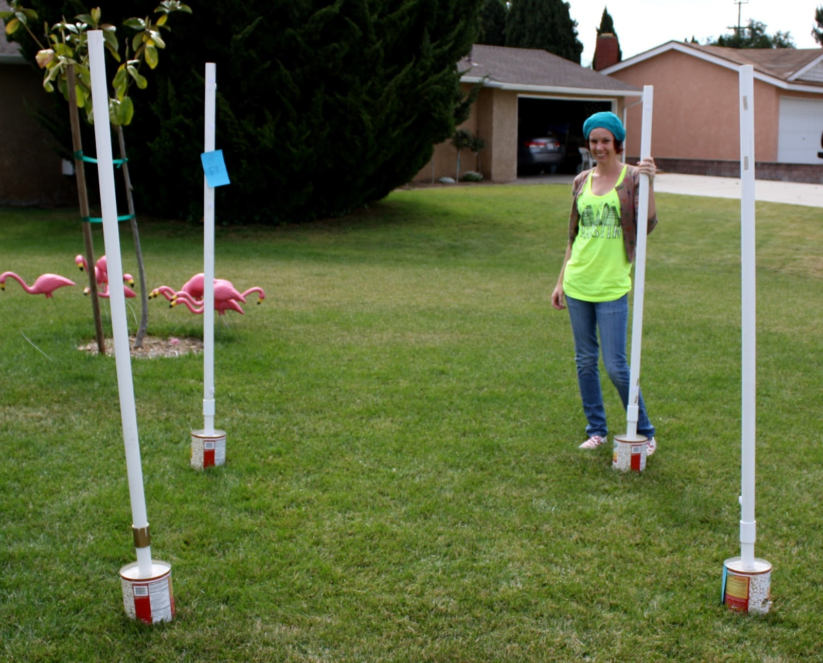 Miss party mom s how to pvc canopy