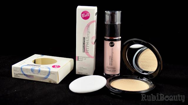 haul review maquillaje hipoalergenico hypoallergenic bell
