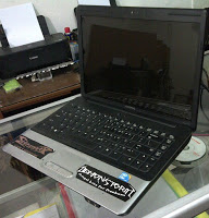 Jual Compaq Presario CQ41 Core i3 Second