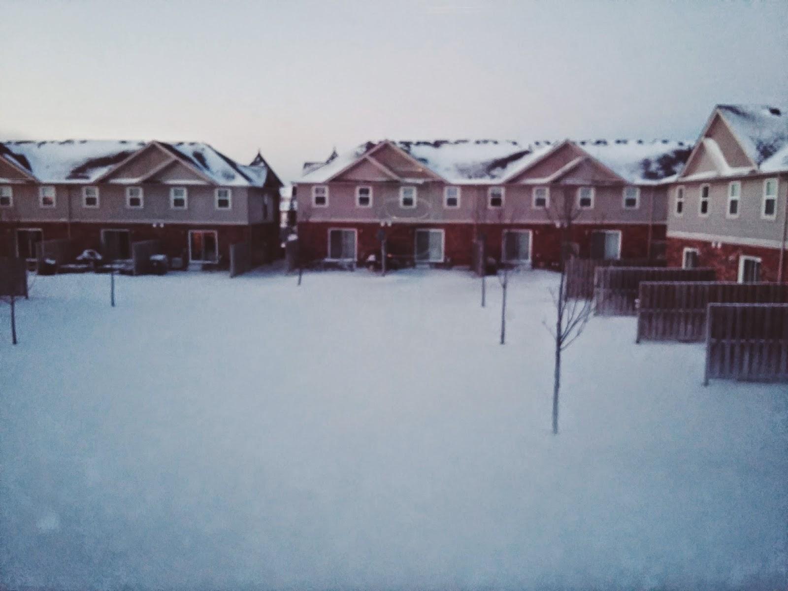 Frozen land oh frozen land