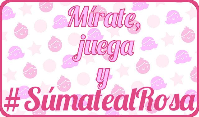 Mírate, juega y #SúmatealRosa con #PrettyinPink