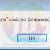 Cara Memperbaiki iTunes Error 3194 Ketika Melakukan Restore Upgrade/Downgrade di Windows dan Mac