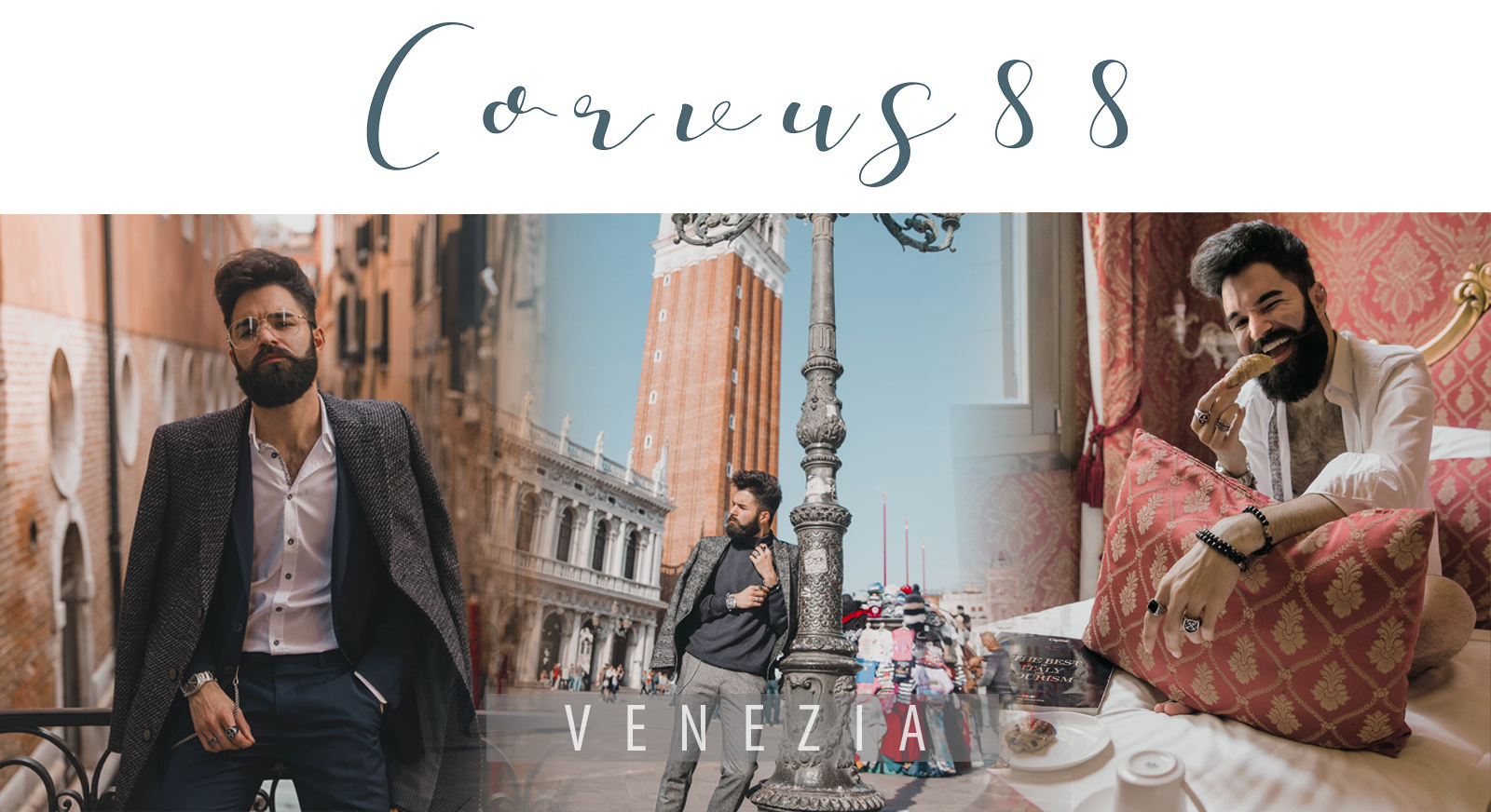 Corvus88 - Fashion Blogger