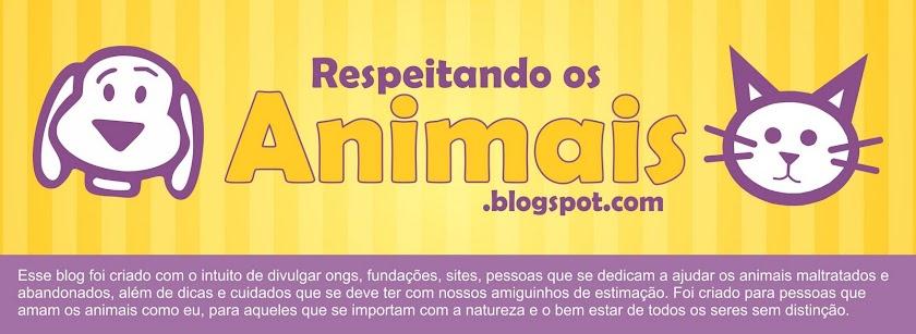Respeitando os Animais