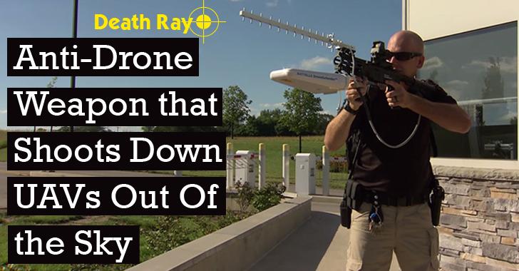 anti-drone-gun